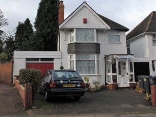 Detached For Sale in Birmingham