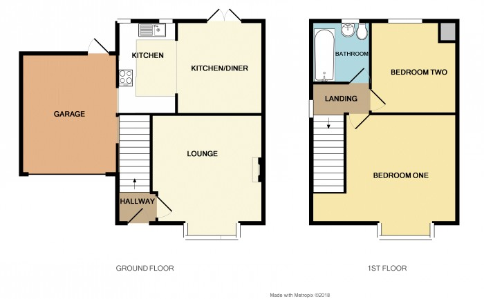 Floorplans For Shalford Road, Solihull