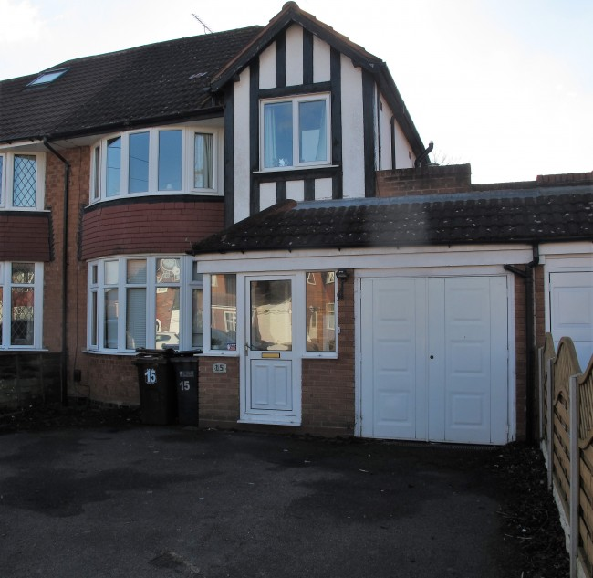 Thurlston Avenue Solihull Let Agreed Movers