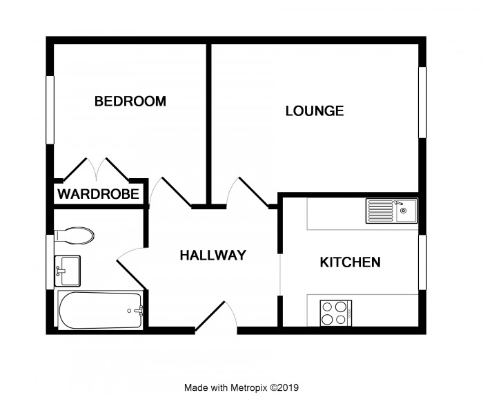 Floorplans For Sheldon Hall Avenue, Sheldon